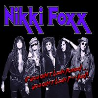 [Nikki Foxx If You Ain't Been Foxxed...You Ain't Been Fked! Album Cover]