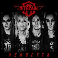 NiteRain Vendetta Album Cover