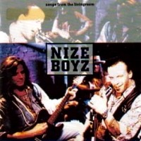 [Nize Boyz Songs From the Living Room Album Cover]