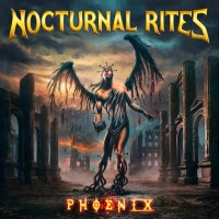 [Nocturnal Rites Phoenix Album Cover]
