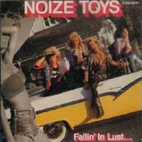 [Noize Toys Fallin' In Lust...Again Album Cover]