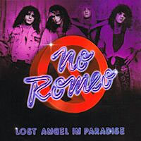 [No Romeo Lost Angel In Paradise Album Cover]