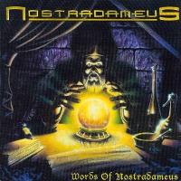 [Nostradameus Words Of Nostradameus Album Cover]