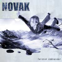 [Novak Forever Endeavour Album Cover]