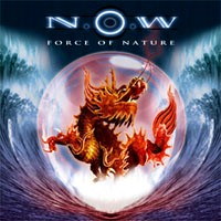 N.O.W Force of Nature Album Cover