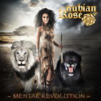 Nubian Rose Mental Revolution Album Cover