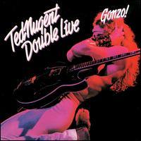 Ted Nugent Double Live Gonzo Album Cover