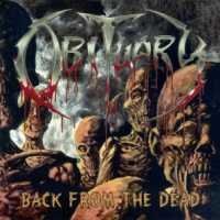 [Obituary Back from the Dead Album Cover]