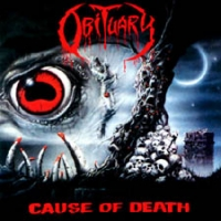 [Obituary Cause Of Death Album Cover]