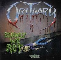 [Obituary Slowly We Rot Album Cover]