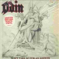 [Odin Don't Take No for an Answer Album Cover]