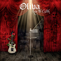 [Oliva Raise the Curtain Album Cover]