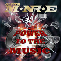 [Oliver Monroe Power To The Music Album Cover]