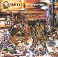 [Omen Battle Cry Album Cover]