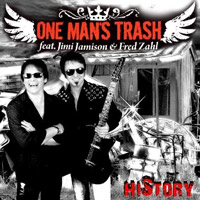 [One Man's Trash History Album Cover]