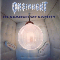 [Onslaught In Search Of Sanity Album Cover]