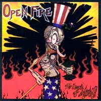 Open Fire No Uncle Of Mine Album Cover