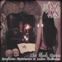 [Opera IX The Black Opera: Symphoniae Mysteriorum In Laudem Tenebrarum Album Cover]