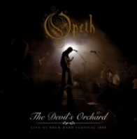 [Opeth The Devil's Orchard Live at Rock Hard Festival 2009 Album Cover]