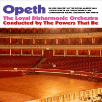 [Opeth In Live Concert at the Royal Albert Hall Album Cover]