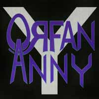 [Orfan Anny Primitive Urban Survival Album Cover]