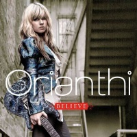 [Orianthi Believe Album Cover]