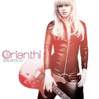 [Orianthi Believe II Album Cover]