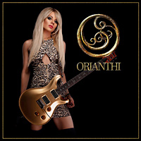 [Orianthi O Album Cover]