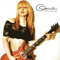 [Orianthi Violet Journey Album Cover]