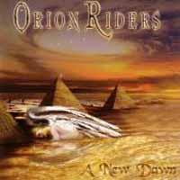 [Orion Riders A New Dawn Album Cover]