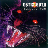 [Ostrogoth Feelings Of Fury Album Cover]
