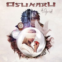 [Osukaru The Labyrinth Album Cover]