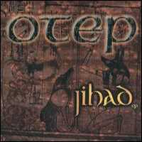 [Otep Jihad Album Cover]
