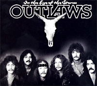 [The Outlaws In the Eye of the Storm Album Cover]