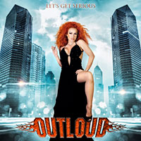 Outloud Let's Get Serious Album Cover