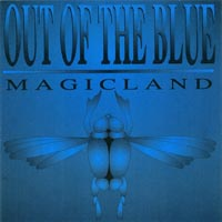 Out Of The Blue Magicland Album Cover