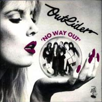 [Outrider No Way Out Album Cover]