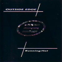 [Outside Edge Running Hot Album Cover]