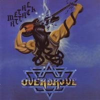 [Overdrive Metal Attack Album Cover]