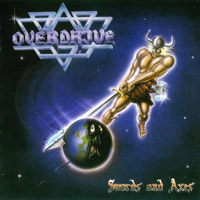 [Overdrive Swords And Axes Album Cover]