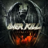 [Overkill Ironbound Album Cover]