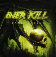 [Overkill Immortalis Album Cover]