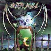 [Overkill Necroshine Album Cover]
