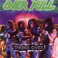 [Overkill Taking Over Album Cover]