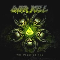 [Overkill The Wings of War Album Cover]