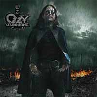 [Ozzy Osbourne Black Rain Album Cover]