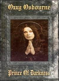 [Ozzy Osbourne Prince Of Darkness Album Cover]