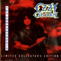 [Ozzy Osbourne Ten Commandments Album Cover]