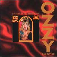 [Ozzy Osbourne Speak of the Devil Album Cover]