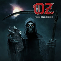 [OZ Forced Commandments Album Cover]